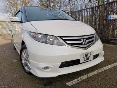 Honda Elysion MPV 2.4 PETROL AUTOMATIC 8 SEATER