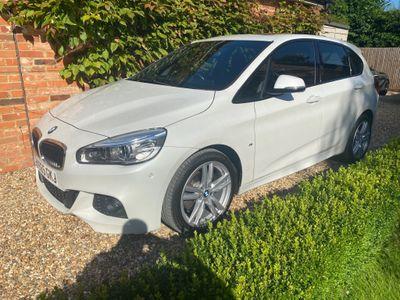BMW 2 Series Active Tourer MPV 2.0 220d M Sport Active Tourer Auto xDrive (s/s) 5dr