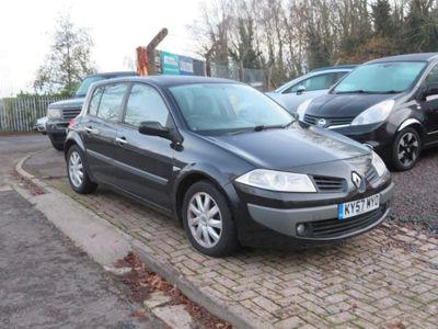 Renault Megane Hatchback 1.5 dCi Dynamique 5dr