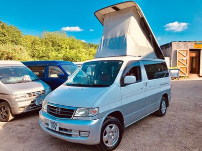 Mazda BONGO AFT 4 BERTH SIDE CAMPER CONVERSION PETROL Campervan