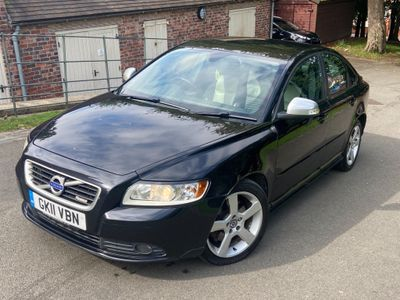 Volvo S40 Saloon 2.0 D4 R-Design Edition Geartronic 4dr