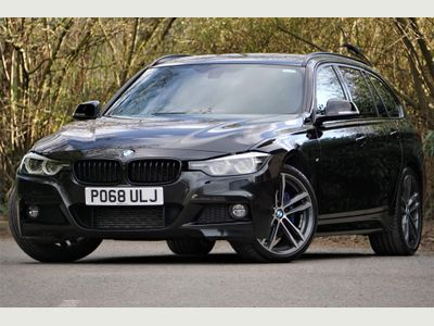 BMW 3 Series Estate 2.0 320d M Sport Shadow Edition Touring Auto (s/s) 5dr