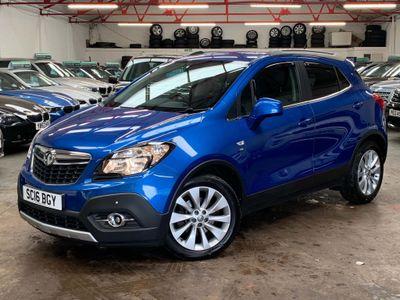 Vauxhall Mokka Hatchback 1.6 CDTi SE (s/s) 5dr
