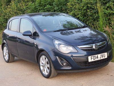 Vauxhall Corsa Hatchback 1.2 i VVT 16v Excite 5dr (a/c)
