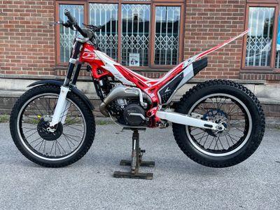 Beta EVO Trial Bike 300 300 2t Trial Bike
