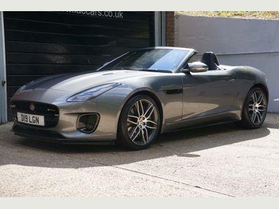 Jaguar F-Type Convertible 3.0 V6 R-Dynamic Auto (s/s) 2dr