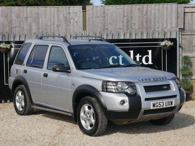 Land Rover Freelander SUV 2.0 TD4 Sport 5dr