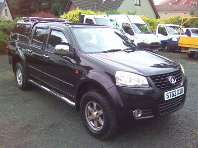 Great Wall Steed Pickup 2.0 TD SE Pickup 4X4 4dr