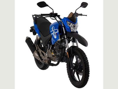 Lexmoto Assault Naked 125 125 EFI