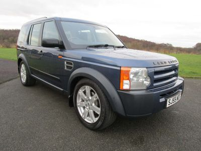 Land Rover Discovery 3 SUV