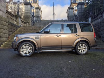 Land Rover Discovery 4 SUV 3.0 TD V6 XS 4X4 5dr