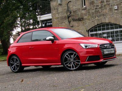 Audi S1 Hatchback 2.0 TFSI quattro (s/s) 3dr