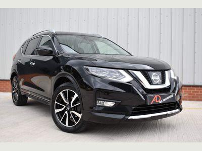 Nissan X-Trail SUV 2.0 dCi Tekna XTRON (s/s) 5dr