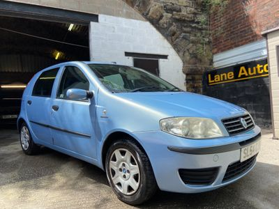 Fiat Punto Hatchback 1.2 16v Dynamic 5dr