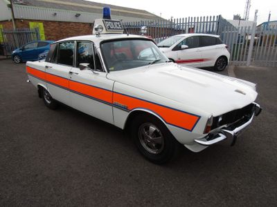 Rover P6 Saloon 3500 S 4dr