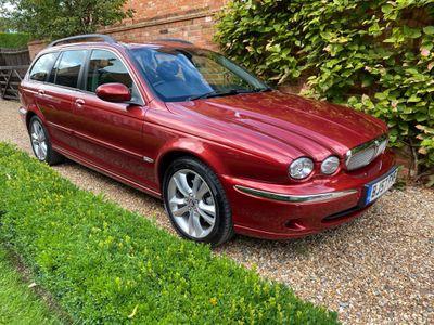 Jaguar X-Type Estate 2.0 D Sovereign 5dr