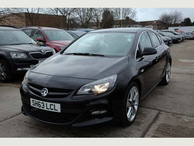 Vauxhall Astra Hatchback 1.6 16v Limited Edition 5dr