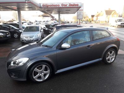 Volvo C30 Coupe 2.0 R-Design 2dr