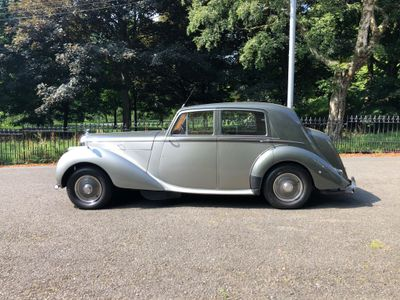 Bentley Mkvi Saloon