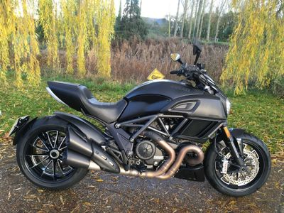 Ducati Diavel Custom Cruiser 1200 ABS