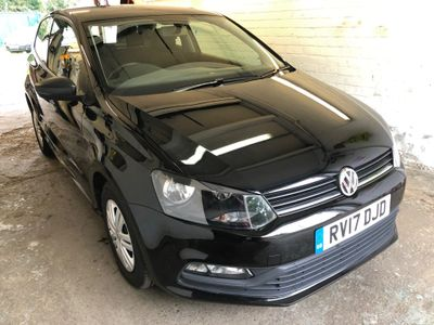 Volkswagen Polo Hatchback 1.0 BlueMotion Tech S (s/s) 3dr (a/c)