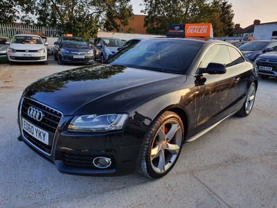Audi A5 Coupe 2.7 TDI S line Special Edition Multitronic 2dr