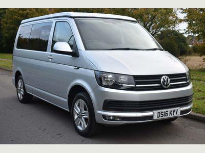Volkswagen Transporter Van Conversion 2.0 TDI T32 BlueMotion Tech Highline Crew Van 5dr Diesel Manual FWD (s/s) (140 ps)
