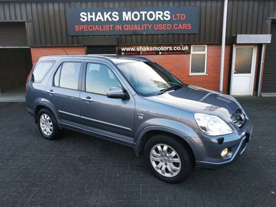 Honda CR-V SUV 2.0 i-VTEC Executive 5dr