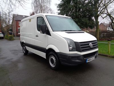 Volkswagen Crafter Panel Van 2.0 TDI CR30 Panel Van 4dr (SWB)