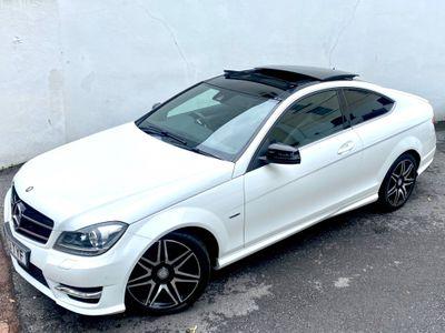Mercedes-Benz C Class Coupe 1.8 C250 AMG Sport Plus 7G-Tronic Plus 2dr