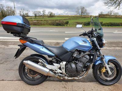 Honda CBF600 Naked 600 600