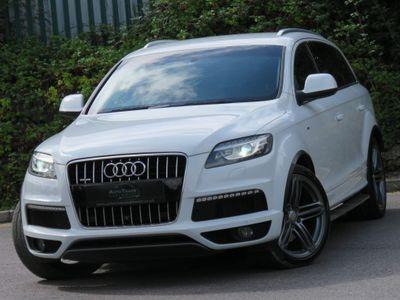 Audi Q7 SUV 3.0 TDI V6 S line Plus Tiptronic quattro 5dr