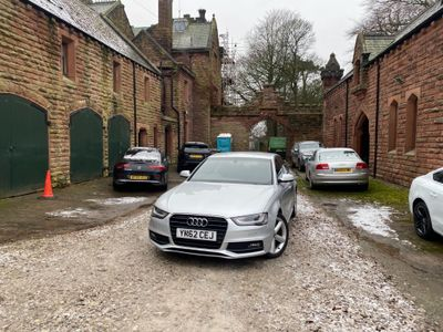 Audi A4 Saloon 1.8 TFSI S line 4dr