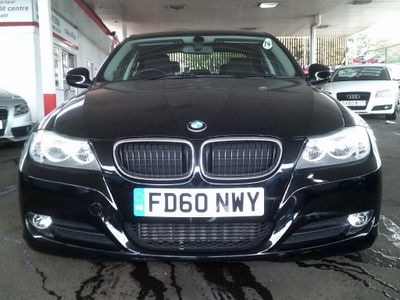 BMW 3 SERIES Saloon 2.0 320d EfficientDynamics Saloon 4dr Diesel Manual (109 g/km, 163 bhp)