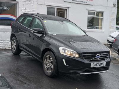 Volvo XC60 SUV 2.4 D4 SE AWD (s/s) 5dr