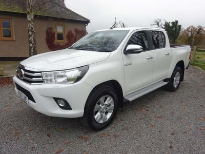 Toyota Hilux Pickup 2.4 D-4D Icon Double Cab Pickup 4dr