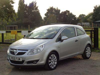 Vauxhall Corsa Hatchback 1.0 i ecoFLEX 12v Energy 3dr (a/c)