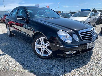 Mercedes-Benz E Class Saloon 3.0 E320 CDI Avantgarde G-Tronic 4dr