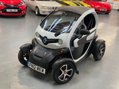 Renault Twizy Coupe Technic Auto 0dr Battery Lease