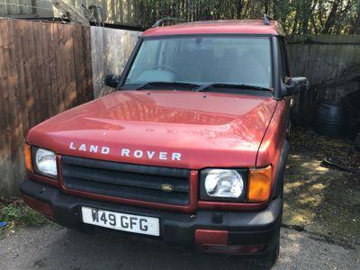 Land Rover Discovery SUV 4.0 i V8 XS 5dr (7 Seats)