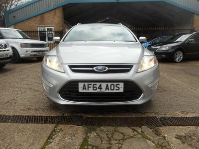 Ford Mondeo Estate 2.0 TDCi ECO Titanium X Business 5dr