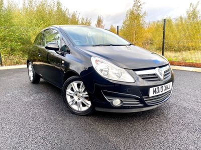 Vauxhall Corsa Hatchback 1.4 i 16v SE 3dr (a/c)