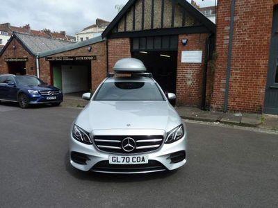 Mercedes-Benz E Class Estate 2.0 E200 AMG Line Edition G-Tronic+ (s/s) 5dr