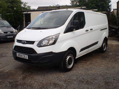 Ford Transit Custom Panel Van 330 ECO-TECH L2 H1