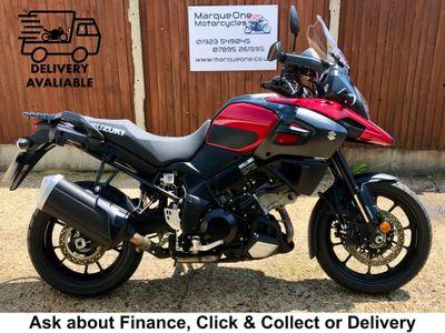 Suzuki V-Strom 1000 Adventure 1000