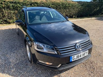 Volkswagen Passat Estate 2.0 TDI BlueMotion Tech S DSG (s/s) 5dr