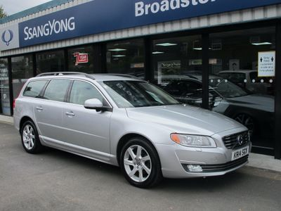 Volvo V70 Estate 2.0 D4 SE Geartronic 5dr