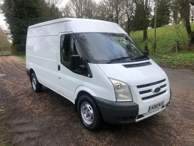 Ford Transit Panel Van 2.4 TD 330 High Roof MWB 3dr