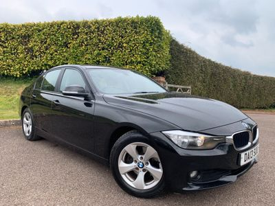 BMW 3 Series Saloon 2.0 320d ED EfficientDynamics Business (s/s) 4dr