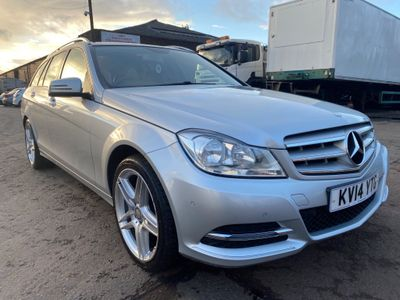 Mercedes-Benz C Class Estate 2.1 C200 CDI SE (Executive) 7G-Tronic Plus 5dr